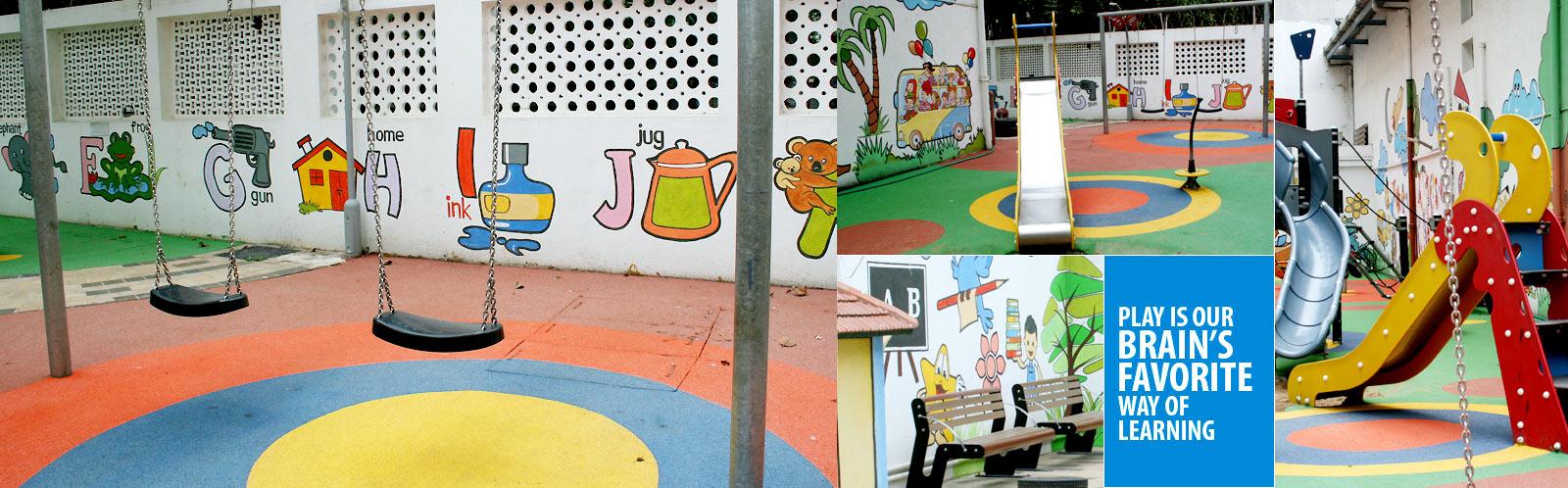 Cci Children Play Area